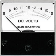 Blue Sea DC Micro Analog Voltmeter, 8-16V