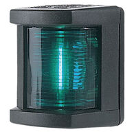 Hella Marine 1 NM 12V Starboard Navigation Light, Black