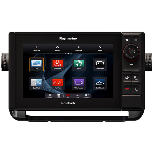 "Raymarine eS97 9"" MFD Combo With ClearPulse Digital Sonar / US C-MAP Essentials"
