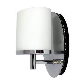 LED Oval Pin Up Light with Side Emit Feature