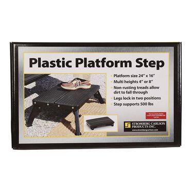 2-Height Platform Step
