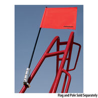 Watersports Flag Holder For Wakeboard Towers