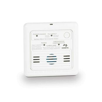 Duo LP & CO Alarm, White