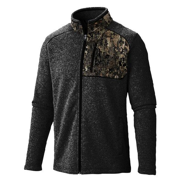 Black Antler Men's Regal Full-Zip Jacket
