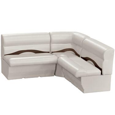 "Toonmate Premium Pontoon Furniture Package, 61"" Rear Entry Wraparound Group"