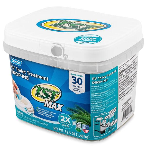 Camco TST MAX Ocean Scent Drop-Ins, 30-Pack