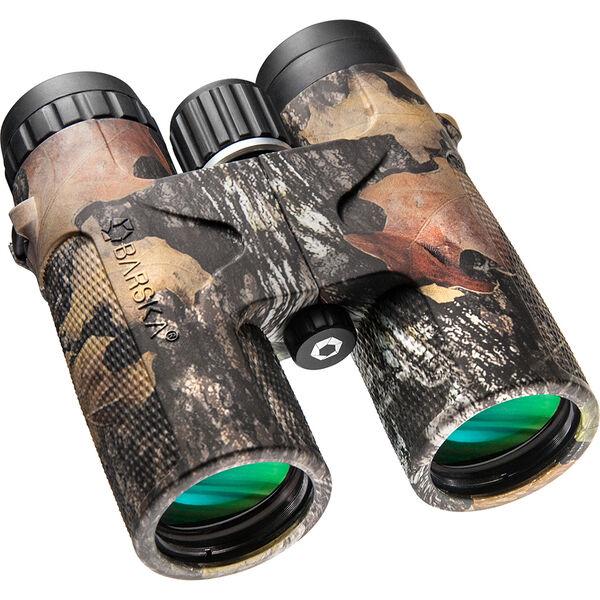 Barska 10x 42mm WP Blackhawk Binocular, Mossy Oak Break-Up