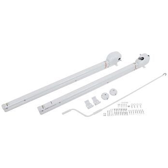 Solera Universal Tall Awning Arms With Infinite Pitch