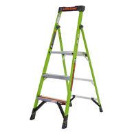 5' Mightylite Fiberglass Ladder, Type IAA 375lbs