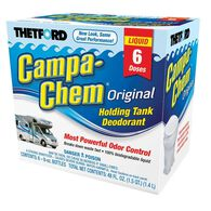 Campa-Chem Original Holding Tank Deodorant, 8 oz. Bottles, 6 pack