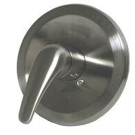 Shower Valve wtih Lever Handle, Brushed Nickel