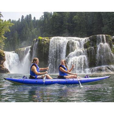 Aquaglide Chelan HB Two Inflatable Kayak