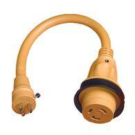 30-Amp-to-15-Amp Twist-Lock Adapter