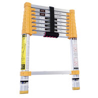 Xtend & Climb Telescoping Ladder, 8 ft