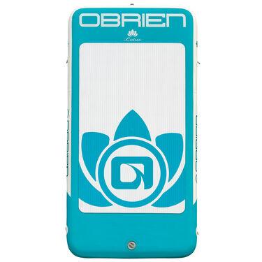 "O'Brien Lotus Yoga Mat, 6' x 3' x 5"""