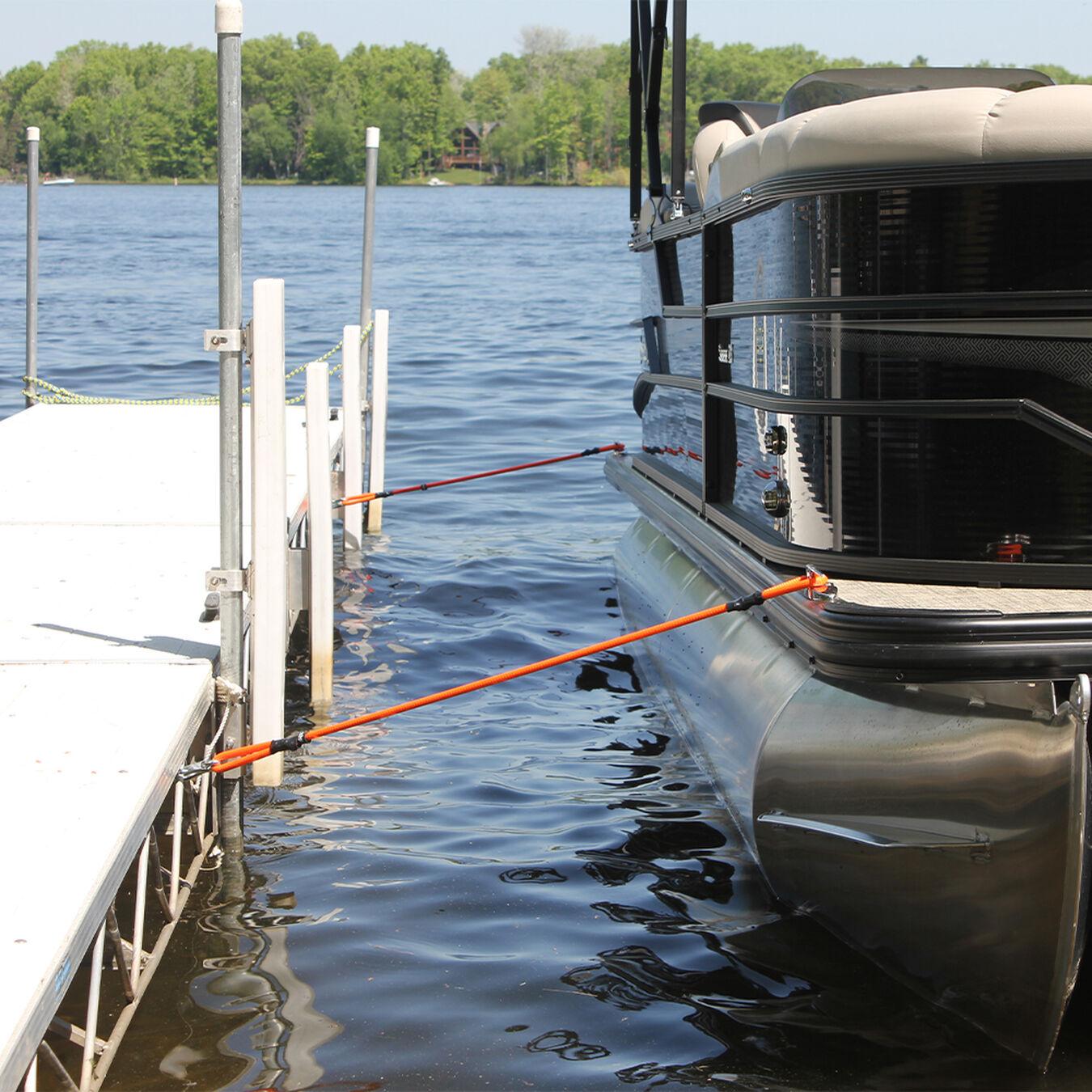 Anchor Shock Dock Shock Mooring Shock Absorber Kit Contains 2 Shocks