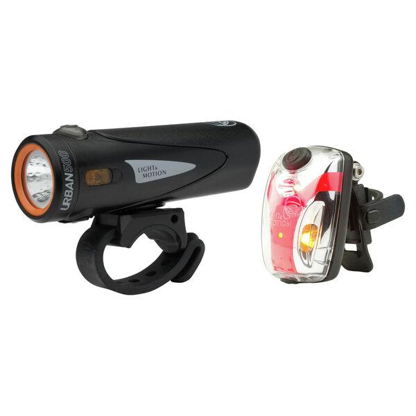 Light & Motion Urban 500 Commuter Bike Light Kit
