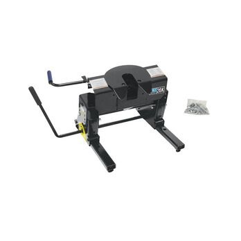 Pro Series 20K 5th Wheel Hitch with Slider