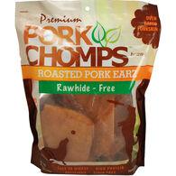 Premium Pork Chomps Pork Earz, 10-Pack