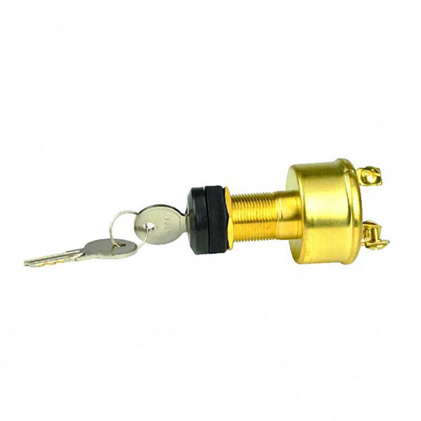 BEP 3 Position Ignition Switch, Off/Ignition/Start