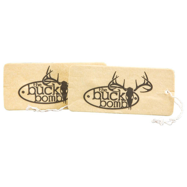 Hunters Specialties Buck Bomb Synthetic Scent Wafers- Doe 'N Estrus- Pack of 3