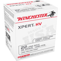 Winchester Xpert Lead Hollow Point Rimfire Ammunition