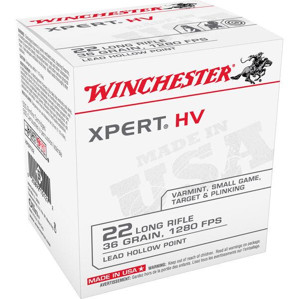 Winchester Xpert Lead Hollow Point Rimfire Ammunition