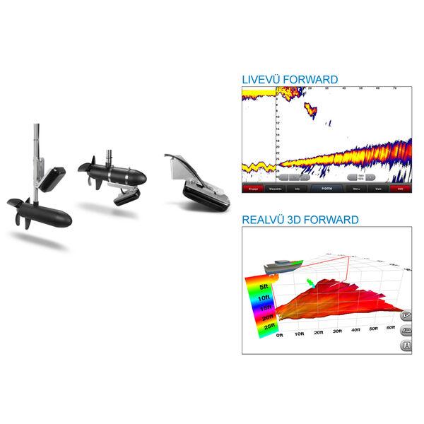 Garmin Panoptix PS31 Forward Transom-Mount Transducer