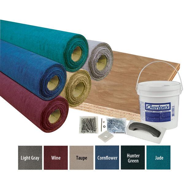 Overton's Sundance Carpet and Deck Kit, 8.5'W x 25'L