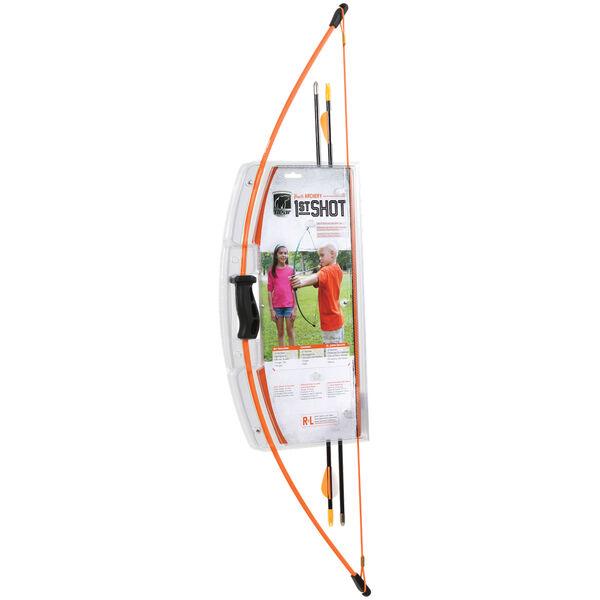 Bear Archery 1st Shot Youth Bow Set, Flo Orange