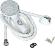 RV/Marine Showerhead Kit, White