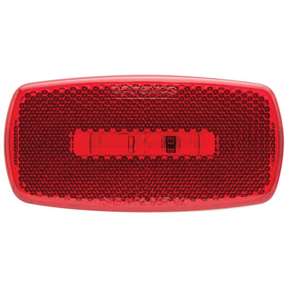 RV LED Red Clearance Marker Light