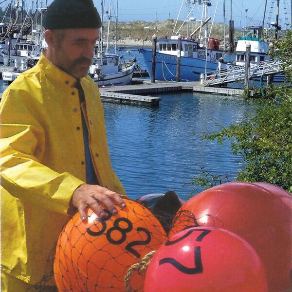 "Commercial Fishing Net Buoy, Neon Green (9"" x 12"")"
