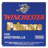 Winchester Shotgun Shell Primers, 100-Count