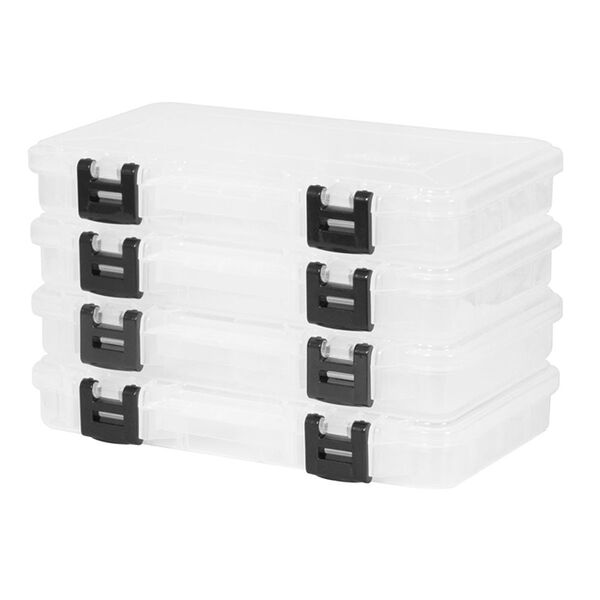 Plano StowAway Utility Boxes, 4-Pack
