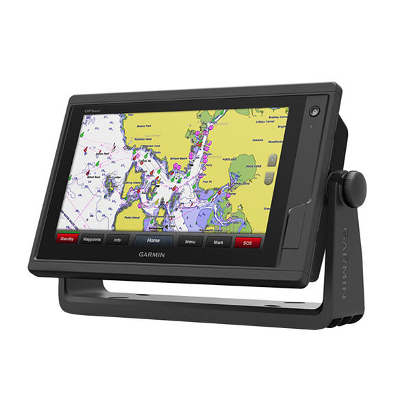 "Garmin GPSMAP 922 9"" Touchscreen Chartplotter With No Sonar"