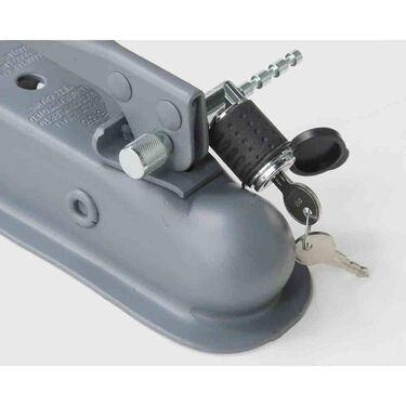 DeadBolt Adjustable Trailer Coupler Latch Lock