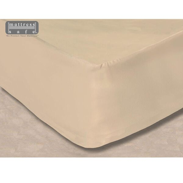 """All-In-One Mattress Protector and Fitted Sheet, 32"""" x 74"""