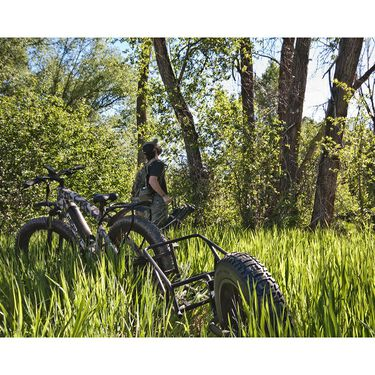 QuietKat 750 Electric Fat-Tire Mountain Bike
