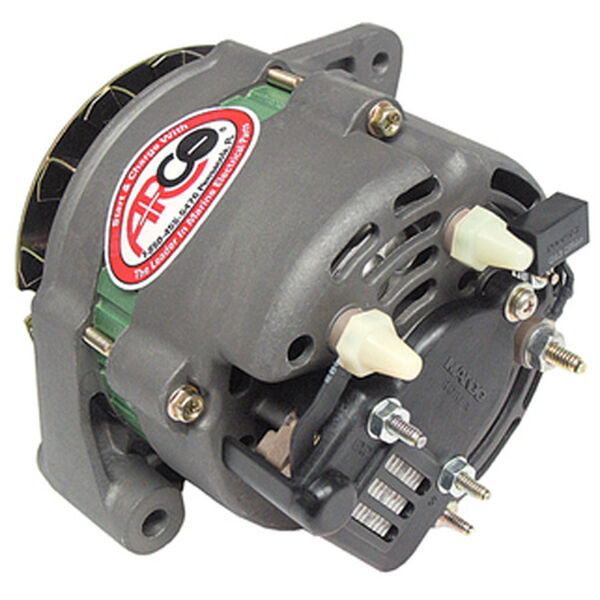 Arco Mando Volvo Penta Alternator With Multi-Groove Pulley