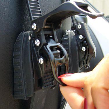 XLR Ratchet Clip On Tow Mirror