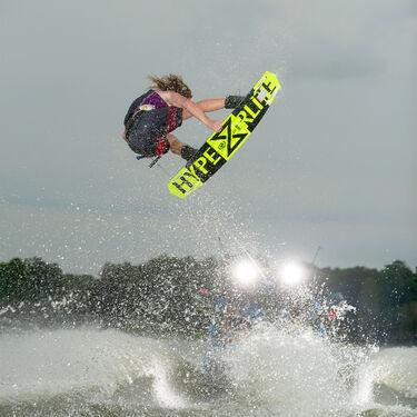 Hyperlite Marek Bio Wakeboard With Team OT Bindings