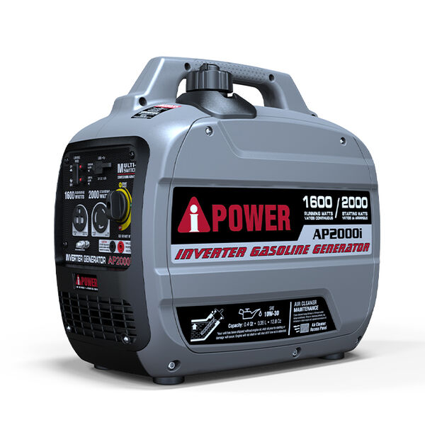 A-iPower 2000 Watt Inverter Generator