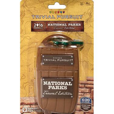Trivial Pursuit National Parks Travel Edition