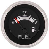 """Sierra Black Sterling 2"""" Fuel Gauge"""