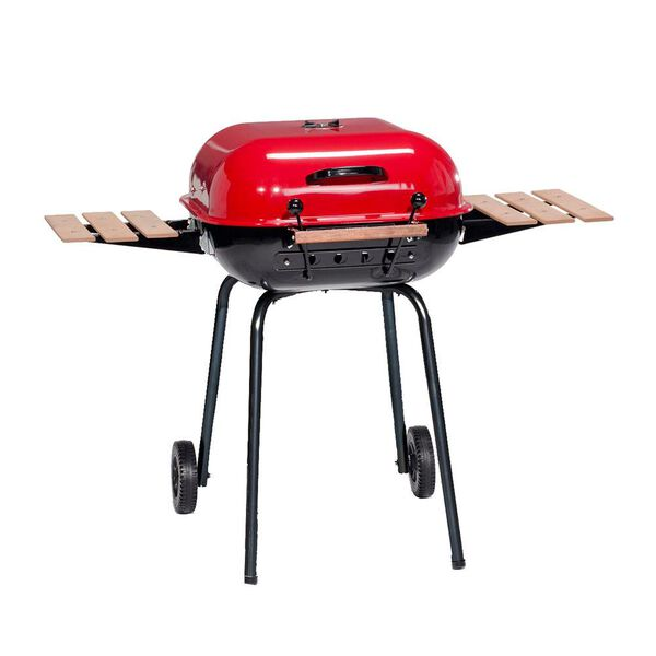 Americana Swinger Supreme Charcoal BBQ Grill