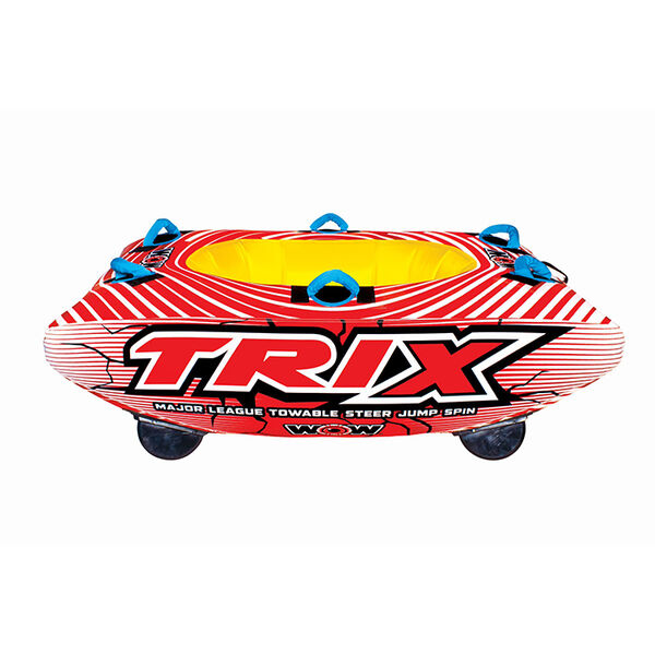 WOW Top Spin Trix 1-Person Towable Tube