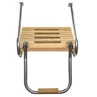 Whitecap Teak Swim Platform with Ladder