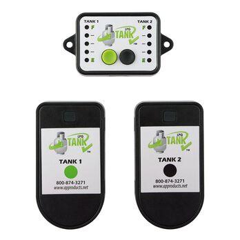 Mopeka TankCheck LPG Tank Check Dual Sensor with Monitor Kit