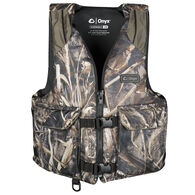 Onyx Camo Fishing Life Jacket